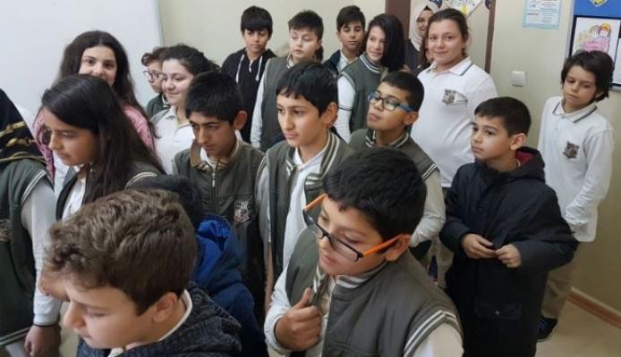 Pınartepe Ortaokulu