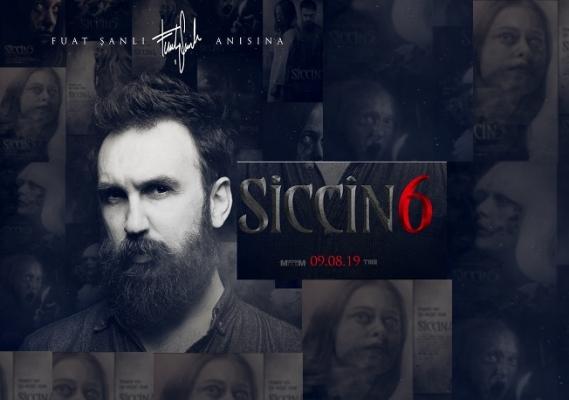 Siccin 6'dan Saygı Afişi