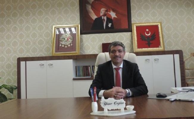 Sultanbeyli İlçe Milli Eğitim Müdürü Yaşar ÇAĞLAR