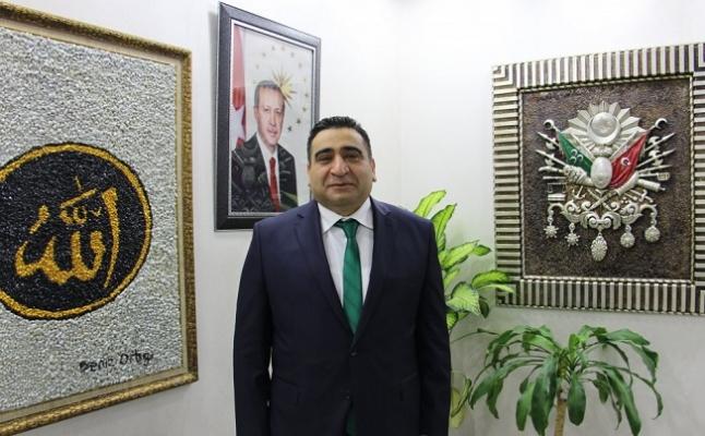 Sultangazi İlçe Milli Eğitim Müdürü İbrahim DEMİR