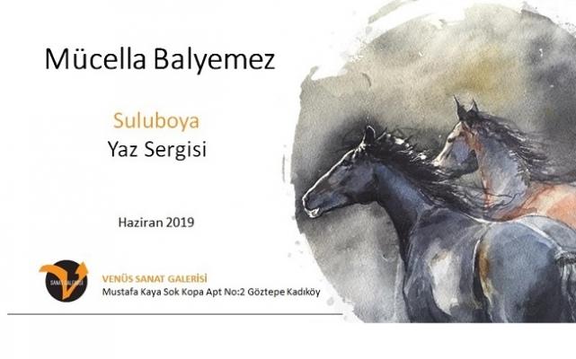 Suluboya Yaz Sergisi
