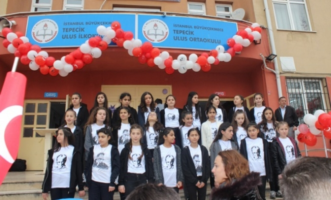 Tepecik Belediyesi Ulus Ortaokulu Yol Tarifi