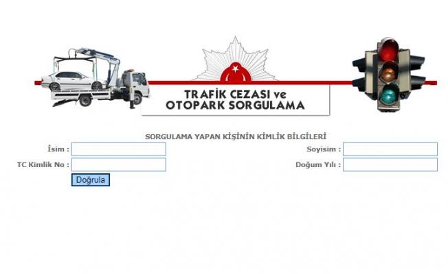 Trafik Cezası ve Otopark Sorgulama