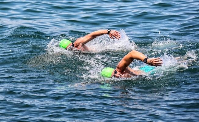 2. Büyükçekmece Açık Su Yüzme Yarışması başlıyor