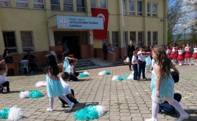 Atilla Köymen Yıldıran İlkokulu