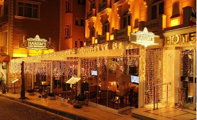 Balin Boutique Hotel İstanbul yol tarifi