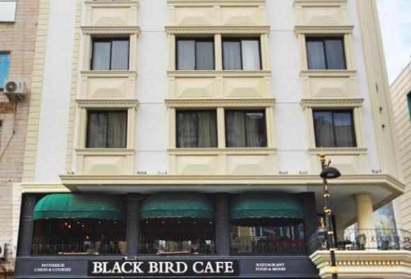 Black Bird Hotel İstanbul yol tarifi