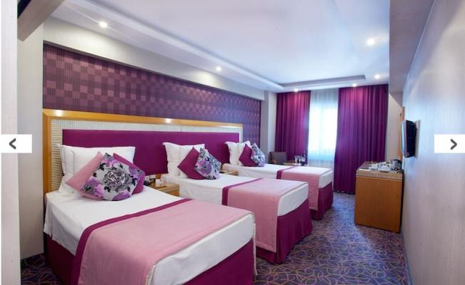 Carlton Hotel İstanbul yol tarifi