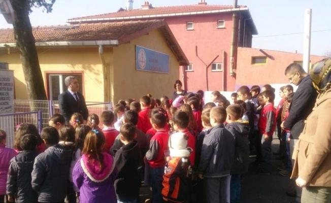 Çatalca Atatürk İlkokulu Ulaşım