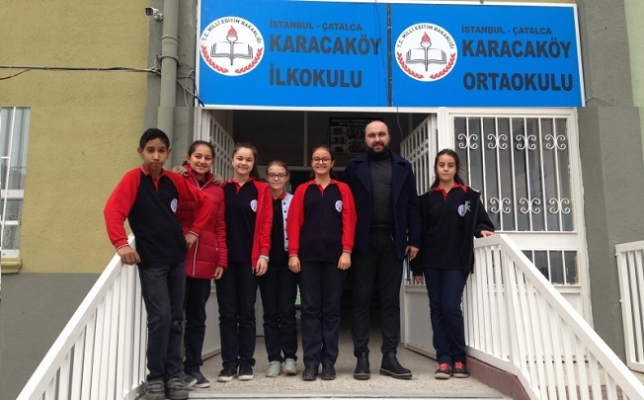 Karacaköy Ortaokulu Nerede