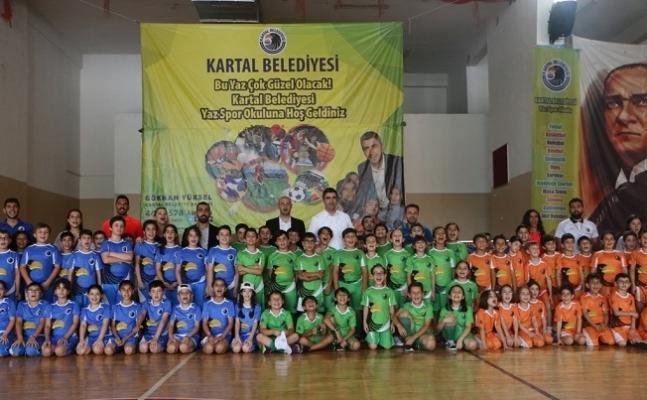 Kartal Belediyesi Yaz Spor Okulu