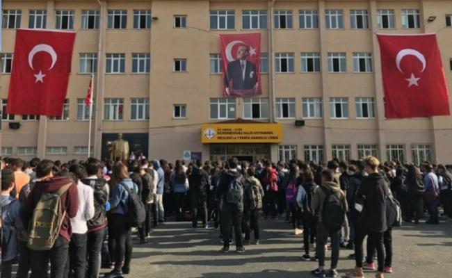 Kemerburgaz Halis Kutmangil Mesleki ve Teknik Anadolu Lisesi Ulaşım
