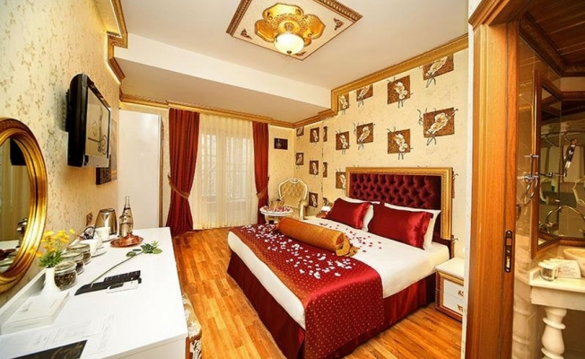 Marmara Deluxe Hotel (Barok Hotel) İstanbul  Yol tarifi