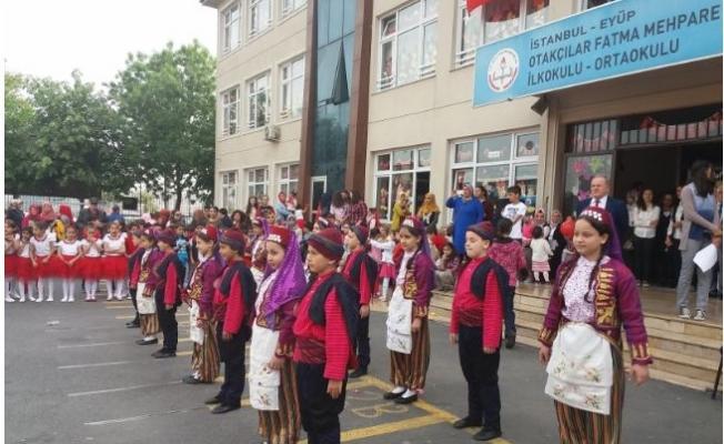 Otakçılar Fatma Mehpare BULUĞ Ortaokulu