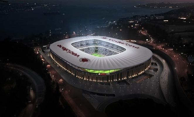 Vodafone Park saldırısının zanlısı İstanbul'a getirildi