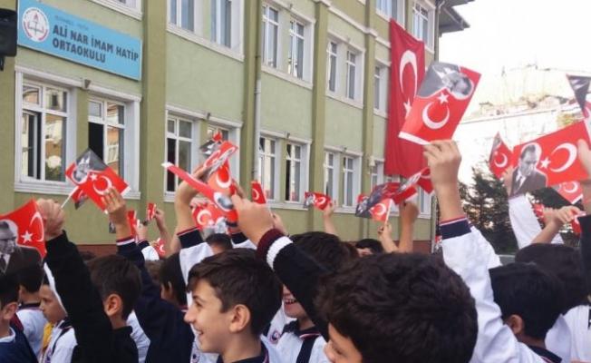 Ali Nar İmam Hatip Ortaokulu Nerede