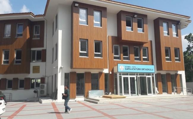 Çapa Atatürk Ortaokulu Telefon