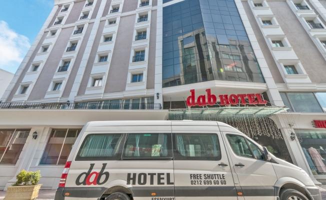 Dab Hotel İstanbul yol tarifi
