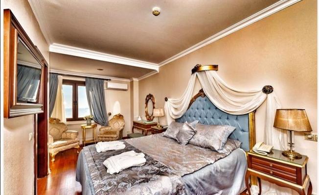 Daphne Hotel Sultanahmet İstanbul yol tarifi