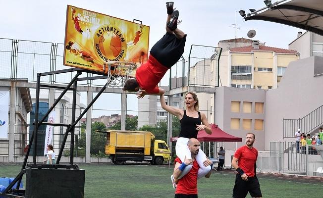 Fatihli Çocuklar Yaz Tatilini Sporla Değerlendiriyor