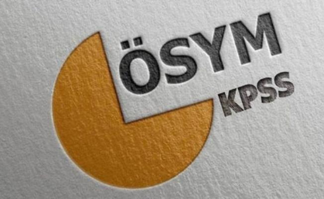ÖSYM KPSS 2019/1 yerleştirme sonuçları sorgula