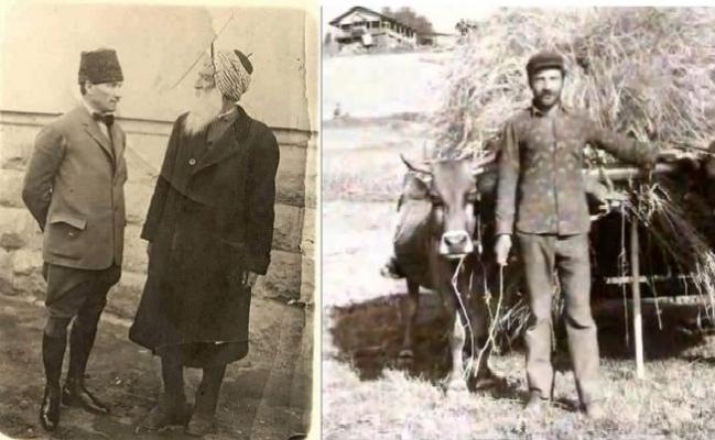 Atatürk ile köylünün hiç bilinmeyen hikayesi