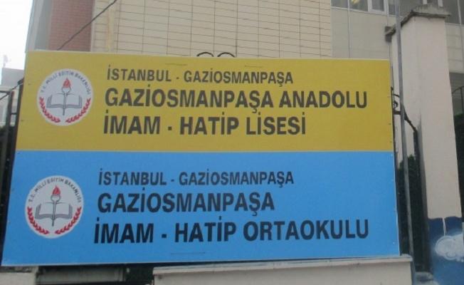 Gaziosmanpaşa Anadolu İmam Hatip Lisesi Telefon