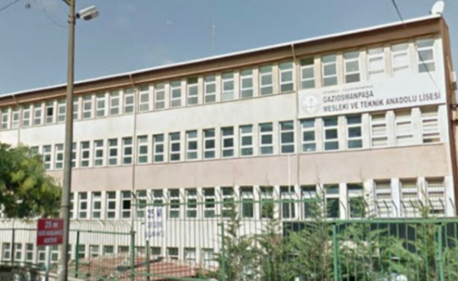Gaziosmanpaşa Mesleki ve Teknik Anadolu Lisesi Adres