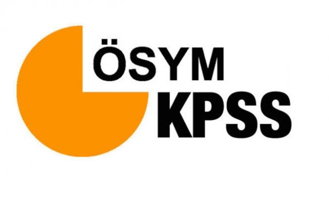 KPSS Sınav Sonuçları Sorgulama