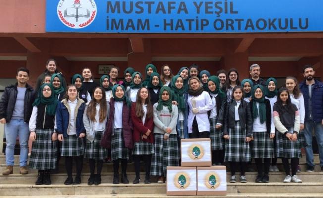 Mustafa Yeşil İmam Hatip Ortaokulu nerede