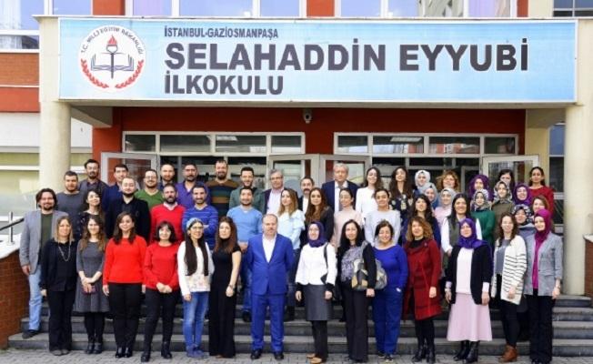Selahaddin Eyyubi İlkokulu Adres