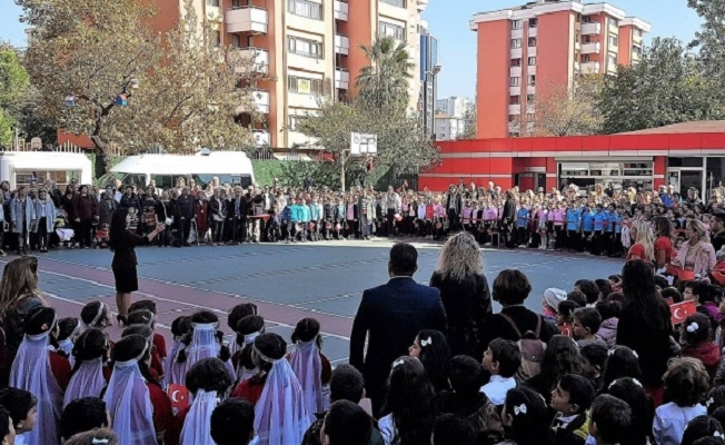 Kadıköy 30 Ağustos İlkokulu