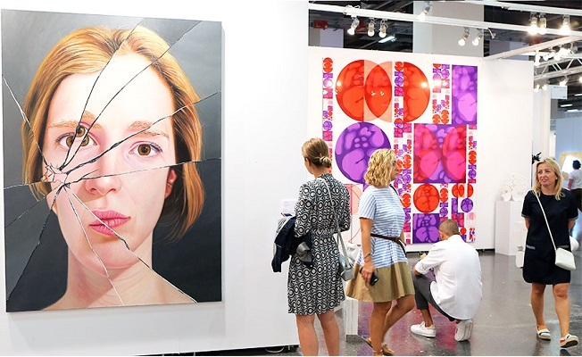 Contemporary Istanbul çağdaş sanatın buluşma noktası