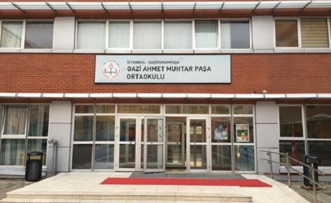 Gazi Ahmet Muhtarpaşa İmam Hatip Ortaokulu