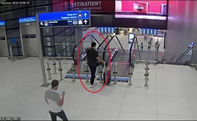 İstanbul Havalimanı'nda yarım milyonluk pırlanta operasyonu