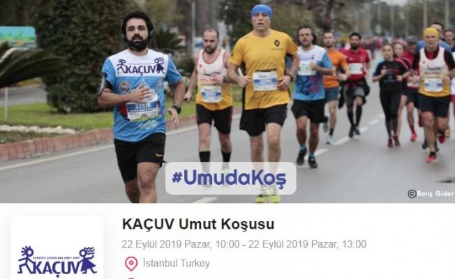 Kanserli çocuklara UMUT olmak için koşalım