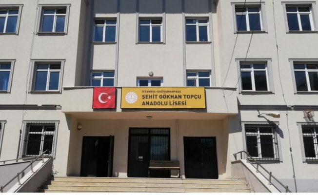 Şehit Gökhan Topçu Anadolu Lisesi