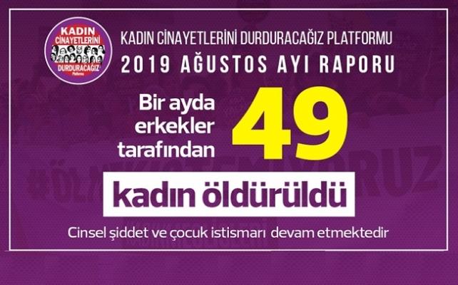Türkiye'nin kadın cinayetleri raporu