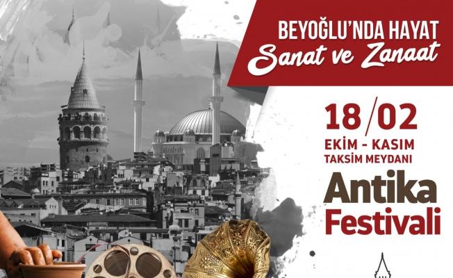 Beyoğlu Antika Festivali