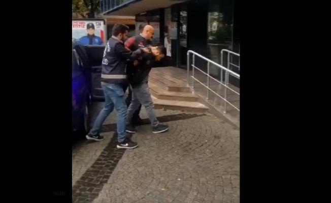 Kadıköy Vapuru tacizcisi yakalandı