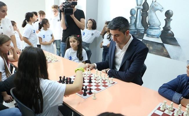 Kartal Satranç Akademisi açıldı
