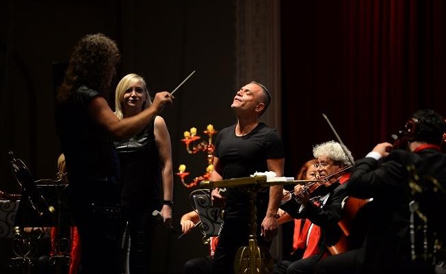 Metallica şarkıları Pera'da senfoni ile buluştu