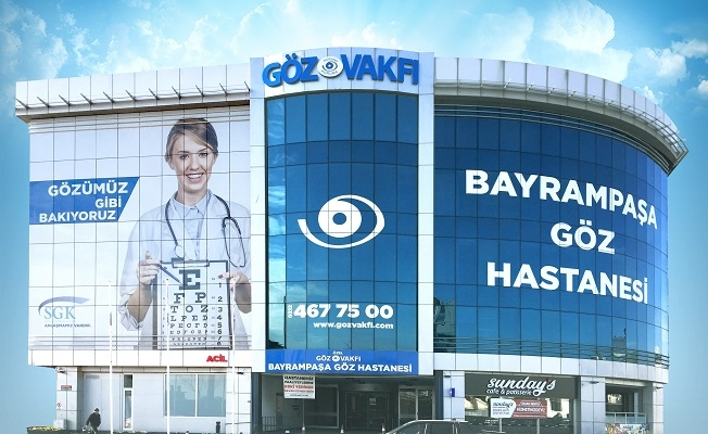 Bayrampaşa Göz Hastanesi Telefon