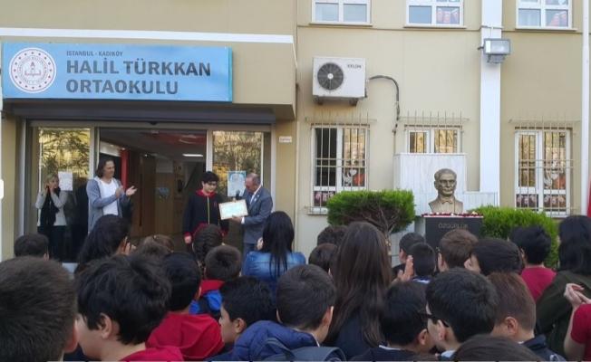 Halil Türkkan Ortaokulu (Göztepe)