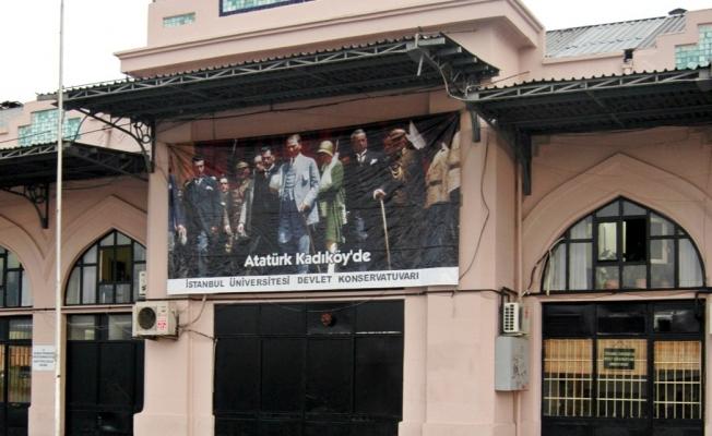 İstanbul Üniversitesi Devlet Konservatuvarı Müzik ve Bale Ortaokulu