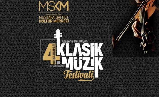 Ataşehir Belediyesi Uluslararası Klasik Müzik Festivali