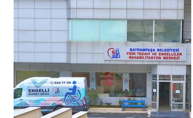 Bayrampaşa Belediyesi Fizik Tedavi ve Rehabilitasyon Merkezi