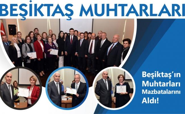 Beşiktaş Muhtarlıklar Telefon