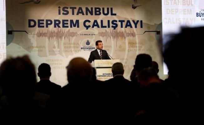 'Kanal İstanbul' çalıştayı bugün başladı.