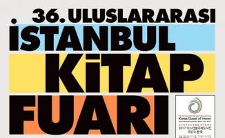 36. Uluslararası İstanbul Kitap Fuarı